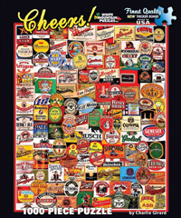 Beery jigsaw puzzle