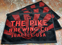 Pike Brewing bar towels