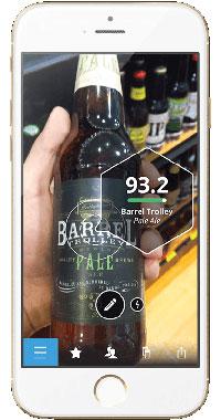 Next Glass app